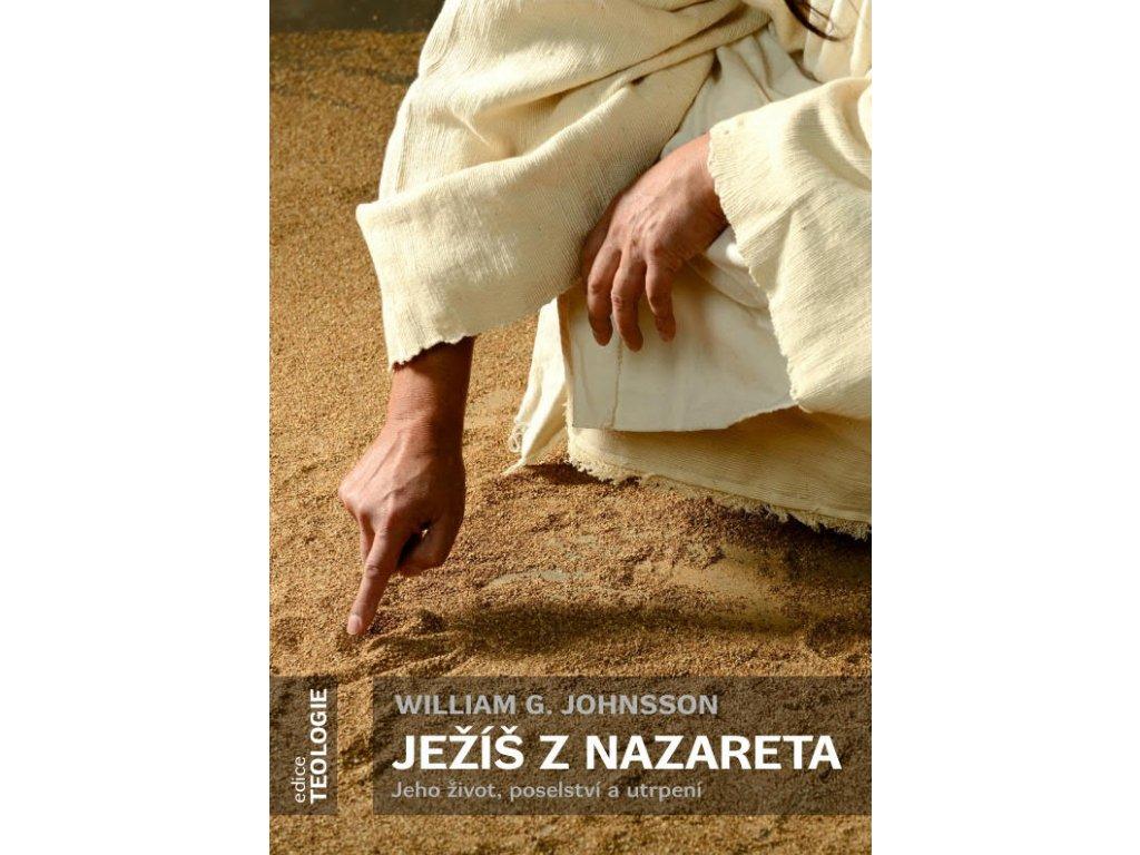 kniha Jezis z Nazareta