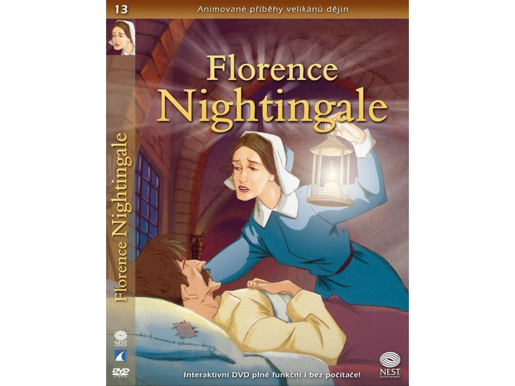 13 Florence Nightingale