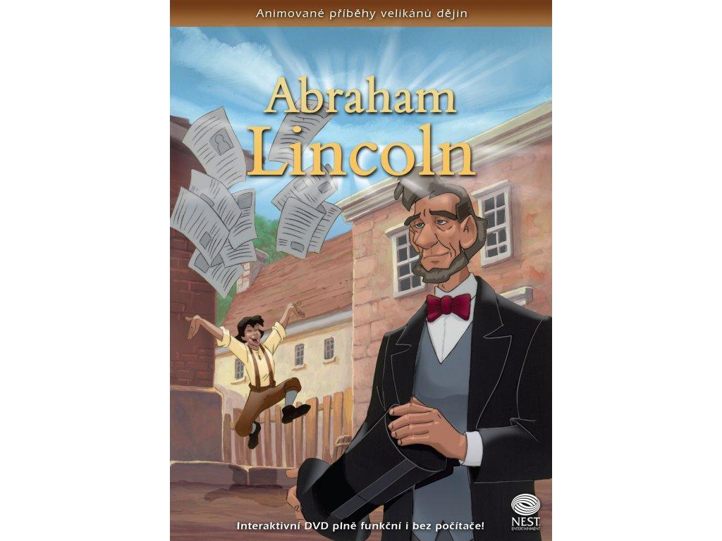 SN APVD12 AbrahamLincoln obalka DVD cz