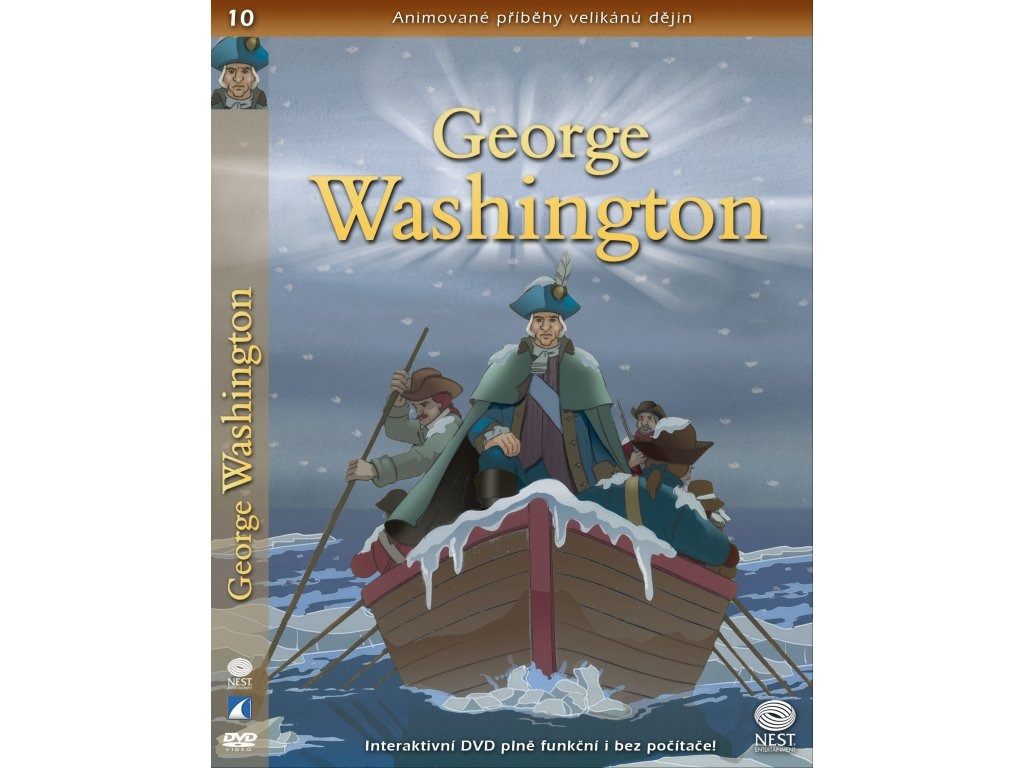 10 George Washington