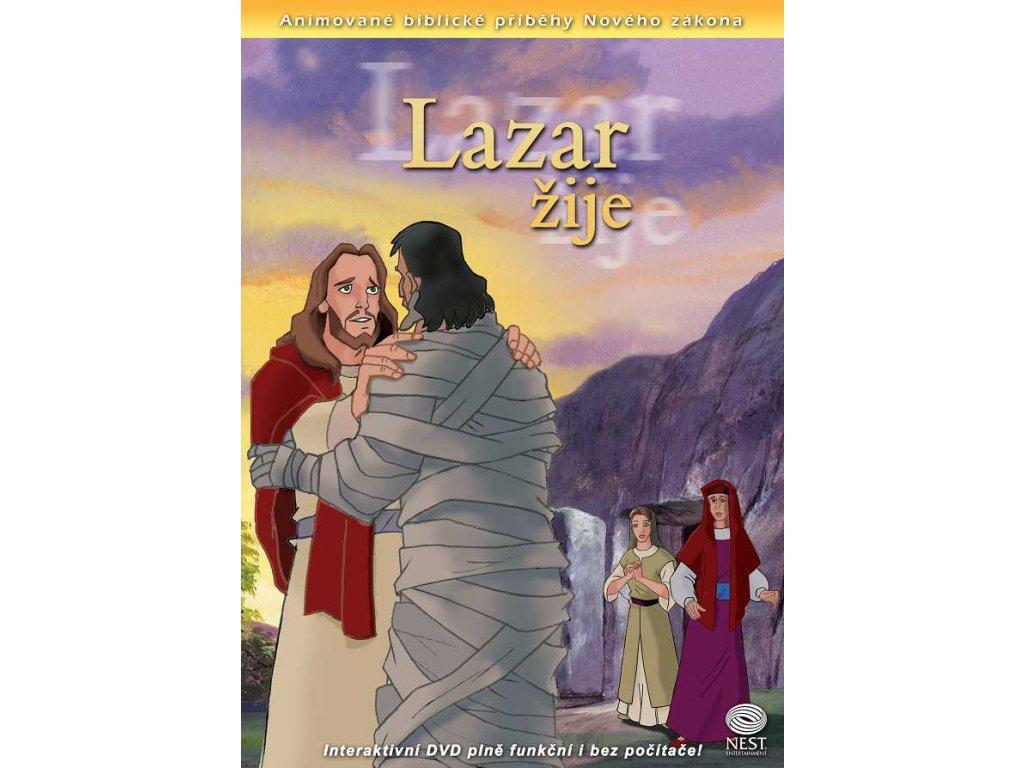 Lazar žije