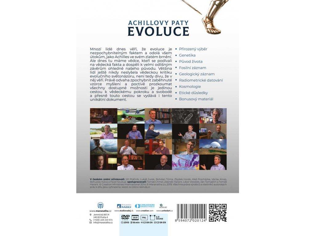 Fosilní datování evoluce