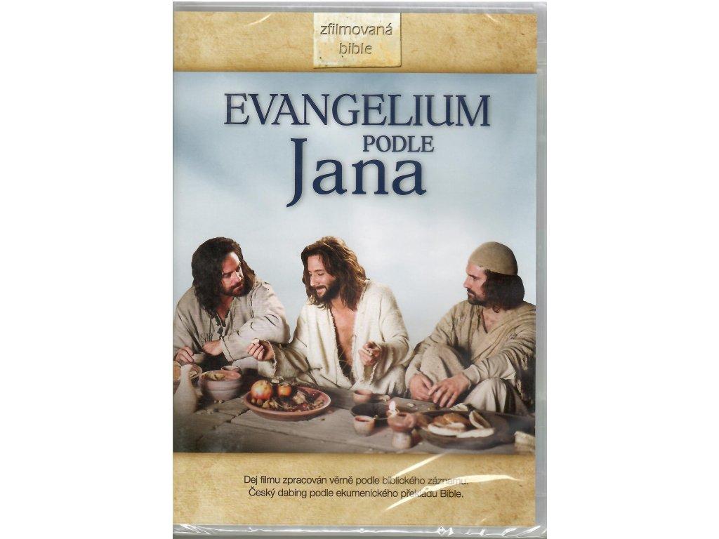 Evangelium podle Jana (DVD)