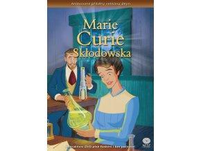 SN APVD18 MarieCurieSklodowska obalka DVD cz