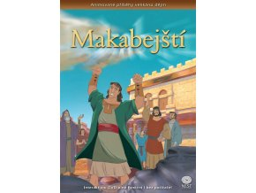 SN APVD01 Makabejci obalka DVD cz