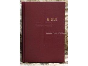 Bible ČEP jednosloupcová