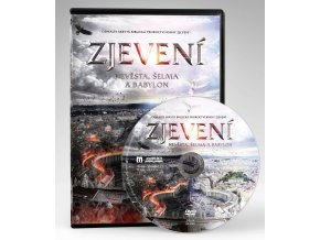 DVD Zjevení web
