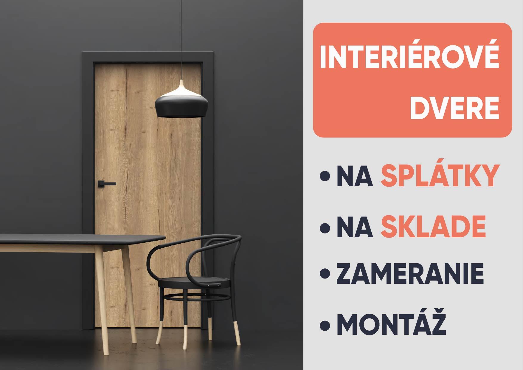 Info interiérové dvere