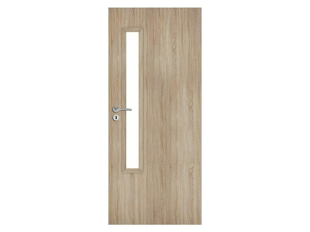 Interiérové dvere PerfectDoor Preston 1 Dub sonoma