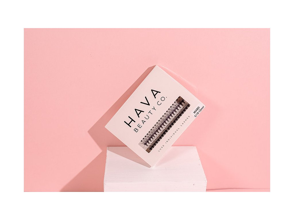 'LITE' Luxe Individual Lashes (120 ks)
