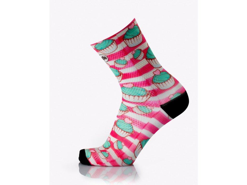 Ponožky MBWear FUN PASTRY
