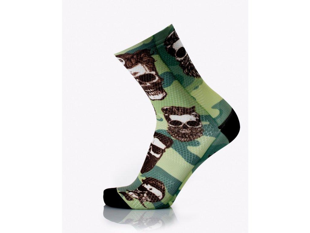Ponožky MBWear FUN HIPSTER