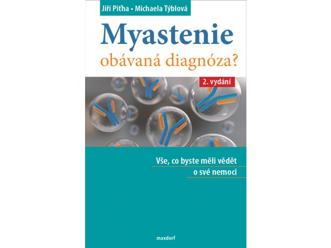 Myastenie obavana diagnoza 2 vyd Maxdorf 150