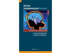 Detska endokrinologie do kapsy 3 vyd Maxdorf 150