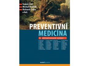 Preventivni medicina 3 vyd Maxdorf 150