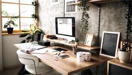 Kancelář doma? Zařiďte si své klidné místo pro práci z domova
