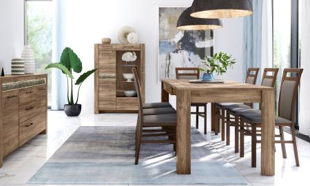 Nové obývací pokoje a jídelny