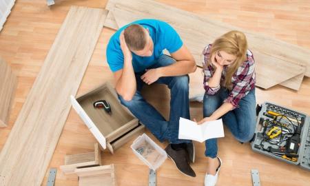 Montáž a instalace nábytku