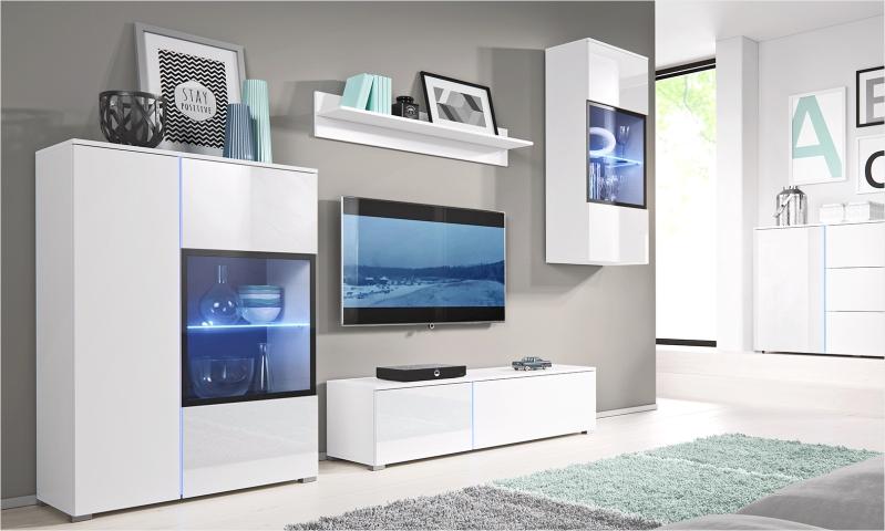 Nové obývací pokoje
