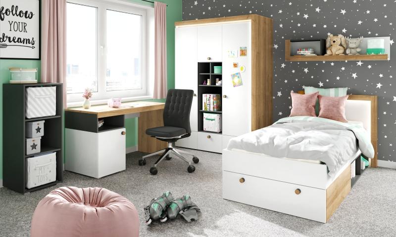 Moderní dětské pokoje