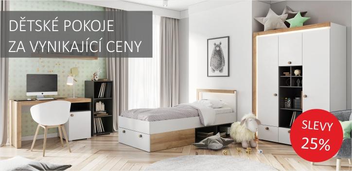 Obývací pokoj NORDI ve skandinávském stylu
