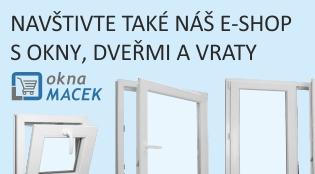 E-shop Okna Macek