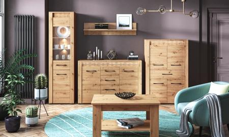 Obývací pokoj ze systému ARTIS