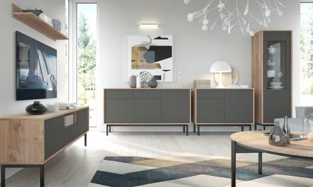 Obývací pokoj ze systému BASIC