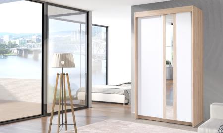 Šatní skříně BELT s posuvnými dveřmi