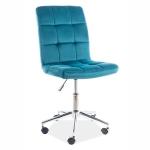 Kancelářské židle bez područek