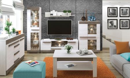 Obývací pokoj ze systému BLANCO