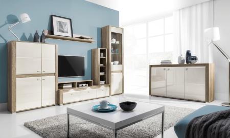 Obývací pokoj ze systému CAMPARI