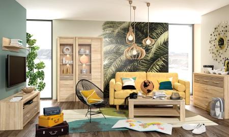 Obývací pokoj ze systému CASTEL