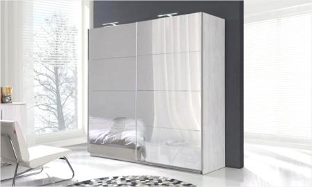 Šatní skříně DIONE s posuvnými dveřmi
