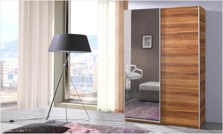 Šatní skříně FIFI s posuvnými dveřmi