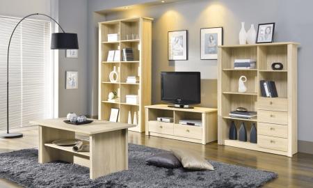 Obývací pokoj ze systému FINEZJA