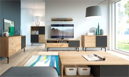 Obývací pokoj ze systému FLOW