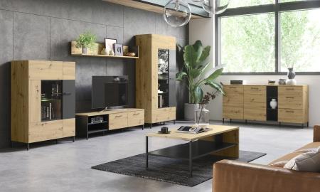Obývací pokoj ze systému LUCAS