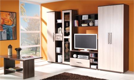 Obývací pokoj ze systému INEZ PLUS
