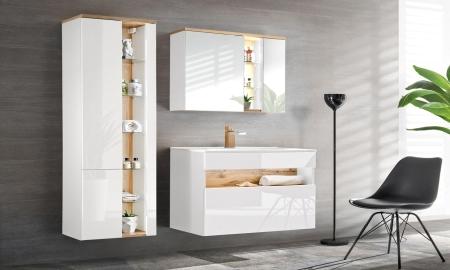 Koupelna ze systému BAHAMA white