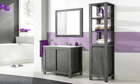 Koupelna ze systému CLASSIC grey