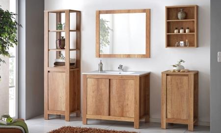 Koupelna ze systému CLASSIC oak