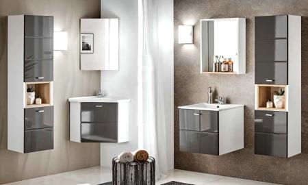 Koupelna ze systému FINKA grey