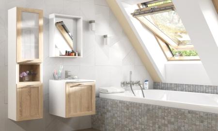 Koupelna ze systému FINKA sonoma