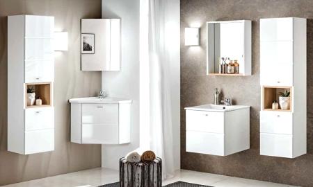 Koupelna ze systému FINKA white