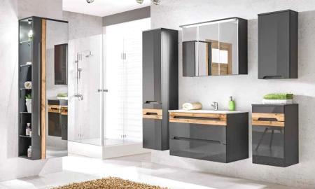 Koupelna ze systému GALAXY grey