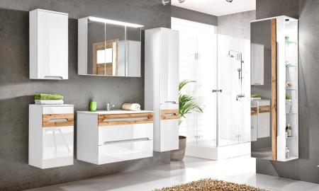 Koupelna ze systému GALAXY white