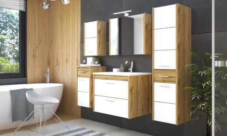 Koupelna ze systému IBIZA white