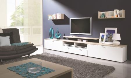 Obývací pokoj ze systému LIVING