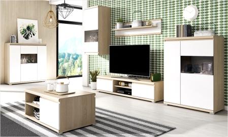 Obývací pokoj ze systému MILO
